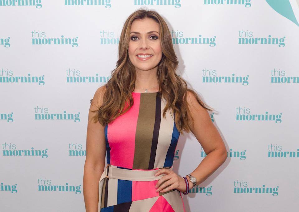 Kym Marsh opens up about how she deals with her anxiety. (REX)