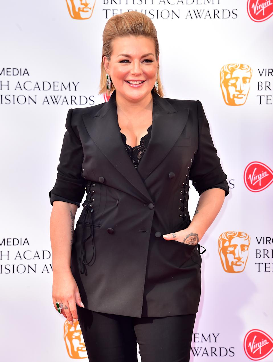 EMBARGOED TO 0001 TUESDAY AUGUST 25 File photo dated 12/05/19 of Sheridan Smith who has revealed how she had five seizures after she stopped taking anti-anxiety medication she had become addicted to. The actress, 39, has filmed an ITV documentary on mental health struggles to help other women.