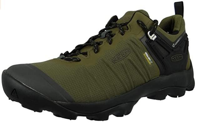 KEEN Mens Venture Wp Hiking Boot (Image via Amazon)