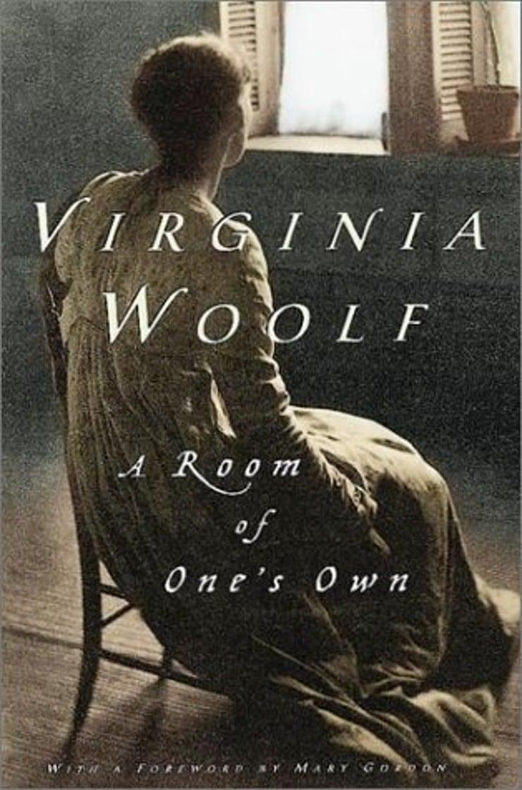 "<p><a href=""https://www.popsugar.com/buy?url=https%3A%2F%2Fwww.amazon.com%2FRoom-Ones-Own-Virginia-Woolf%2Fdp%2F0156787334%2Fref%3Dmt_paperback%3F_encoding%3DUTF8%26me%3D&p_name=%3Cb%3EA%20Room%20of%20One%27s%20Own%3C%2Fb%3E%20by%20Virginia%20Woolf&retailer=amazon.com&evar1=tres%3Auk&evar9=43250262&evar98=https%3A%2F%2Fwww.popsugar.com%2Flove%2Fphoto-gallery%2F43250262%2Fimage%2F43252242%2FRoom-One-Own-Virginia-Woolf&list1=books%2Cwomen%2Creading%2Cinternational%20womens%20day%2Cwomens%20history%20month&prop13=api&pdata=1"" class=""link rapid-noclick-resp"" rel=""nofollow noopener"" target=""_blank"" data-ylk=""slk:A Room of One's Own by Virginia Woolf""><b>A Room of One's Own</b> by Virginia Woolf</a></p>"