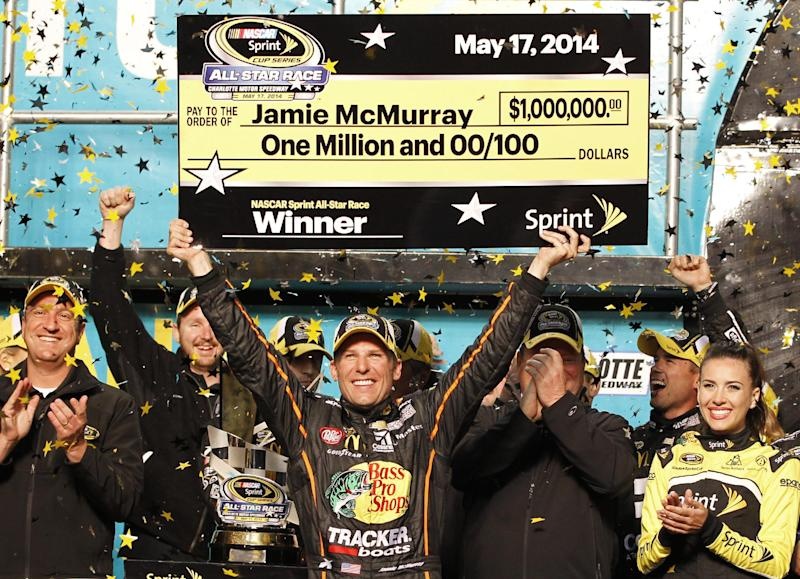 McMurray and Ganassi share another big win