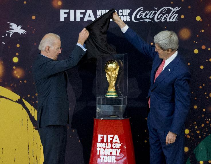 Biden to attend soccer's World Cup tournament