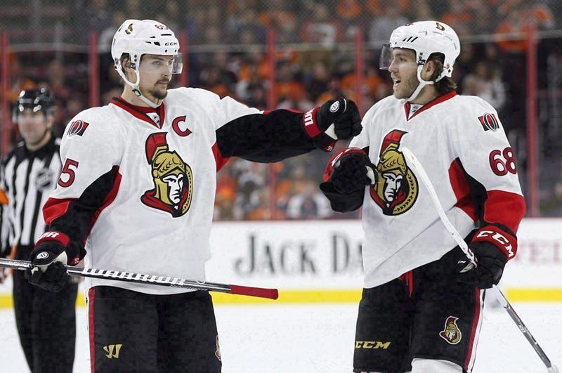 Mike Hoffman's fiancee not planning to sue Erik Karlsson's wife: Lawyer