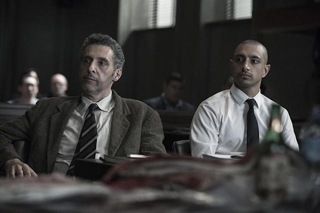 <p>It aired so long ago — the summer of 2016, which is an eternity in TV years — that we worried that Emmy voters would forget about HBO's addictive crime yarn. Turns out they have long memories to go along with good taste: <i>The Night Of</i> received 13 nominations, including nods for stars Riz Ahmed and John Turturro as well as Outstanding Limited Series. <i>— EA</i><br><br>(Photo: HBO) </p>