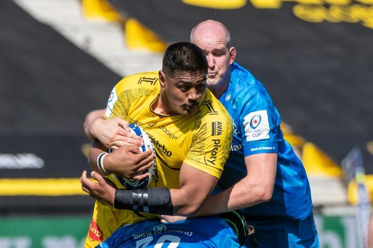 Will Skelton scored his first La Rochelle try in the semi-final win over Leinster