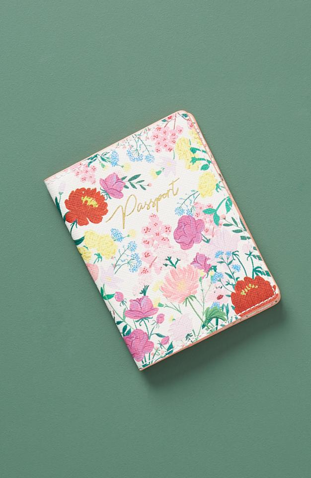"<p><strong>ANTHROPOLOGIE</strong></p><p>nordstrom.com</p><p><strong>$26.00</strong></p><p><a href=""https://shop.nordstrom.com/s/anthropologie-jackie-diedam-passport-holder/5258145"" target=""_blank"">SHOP NOW</a></p><p>Inspire Mom to travel the world with this beautiful passport case. Maybe she'll even take you with her!</p>"