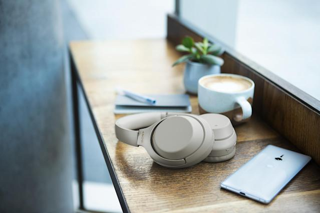 Listen up: Amazon slashed $72 off the price of Sony's best noise-canceling headphones