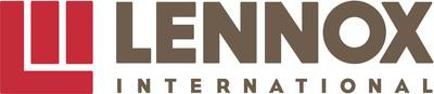 Lennox International Inc. corporate logo. (PRNewsFoto/Lennox International Inc.) (PRNewsfoto/Lennox International Inc.)