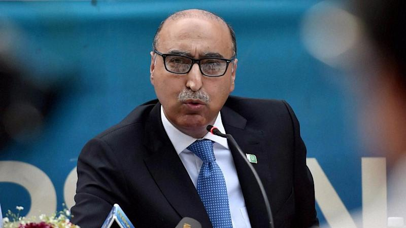 Pakistan Mulling Options for Abdul Basit's Replacement: Report
