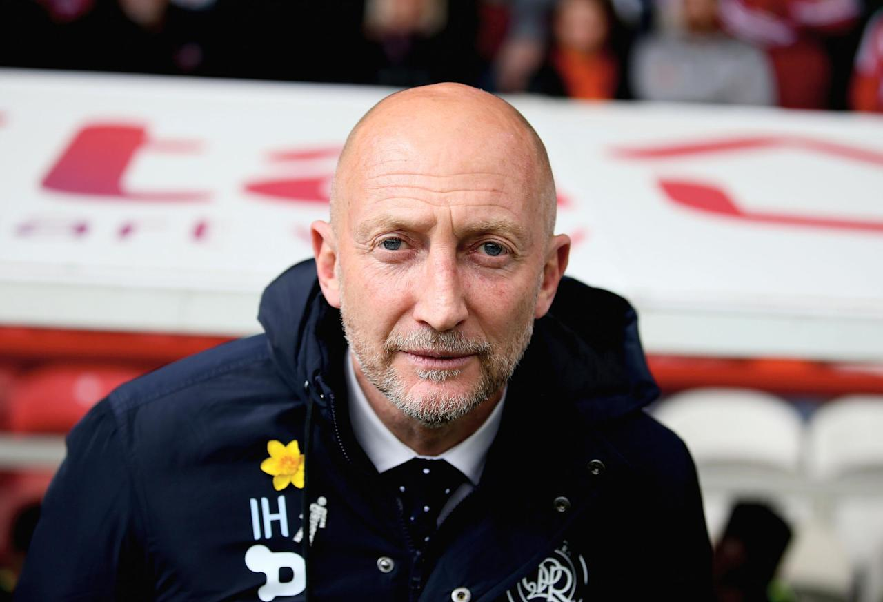 QPR manager Ian Holloway says return of Ariel Borysiuk is 'like a new signing'