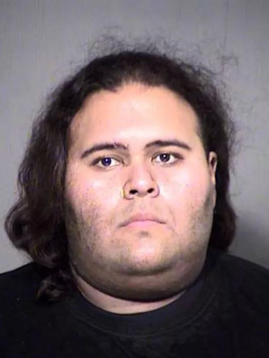 Charged with Attempted Murder, Matthew Sterling, 31 - Credit: Maricopa County Sheriff's Office