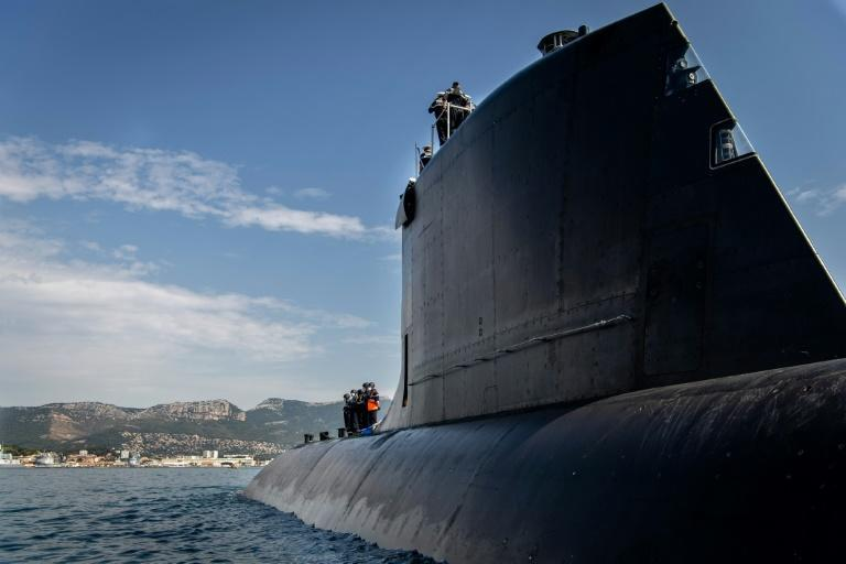 The French-Indian talks come in the middle of a spat between Paris, Washington and Canberra over French submarines (AFP/-)