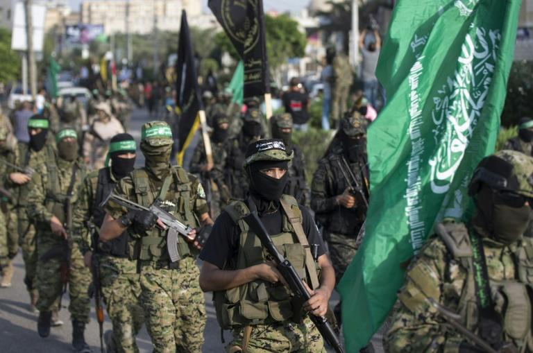 The European Union imposed travel bans and asset freezes on Hamas, which controls the Gaza Strip after the September 11 attacks in the US in 2001