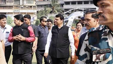 Maharashtra Chief Minister Devendra Fadnavis, who is on a week-long foreign tour, has set up a three-member ministerial committee to take decisions in case of any emergency in his absence