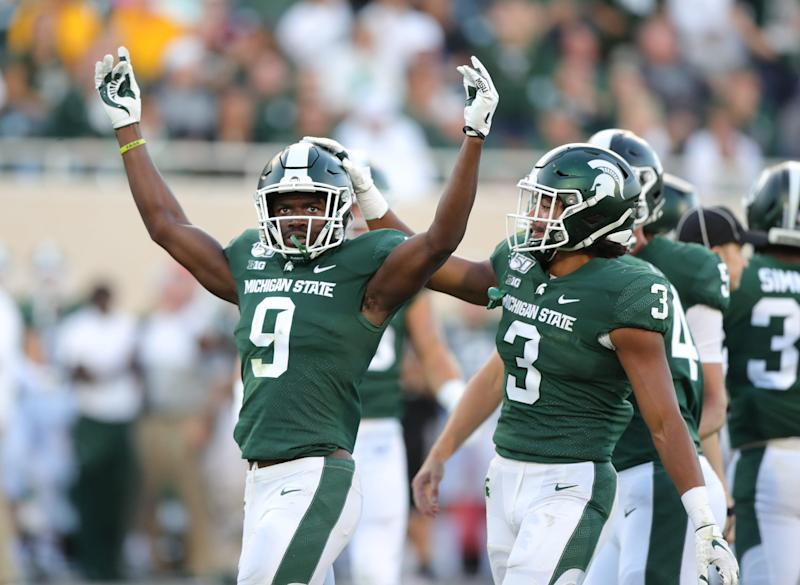 Michigan State football 2020 schedule loaded with tough tests as Mel Tucker era begins