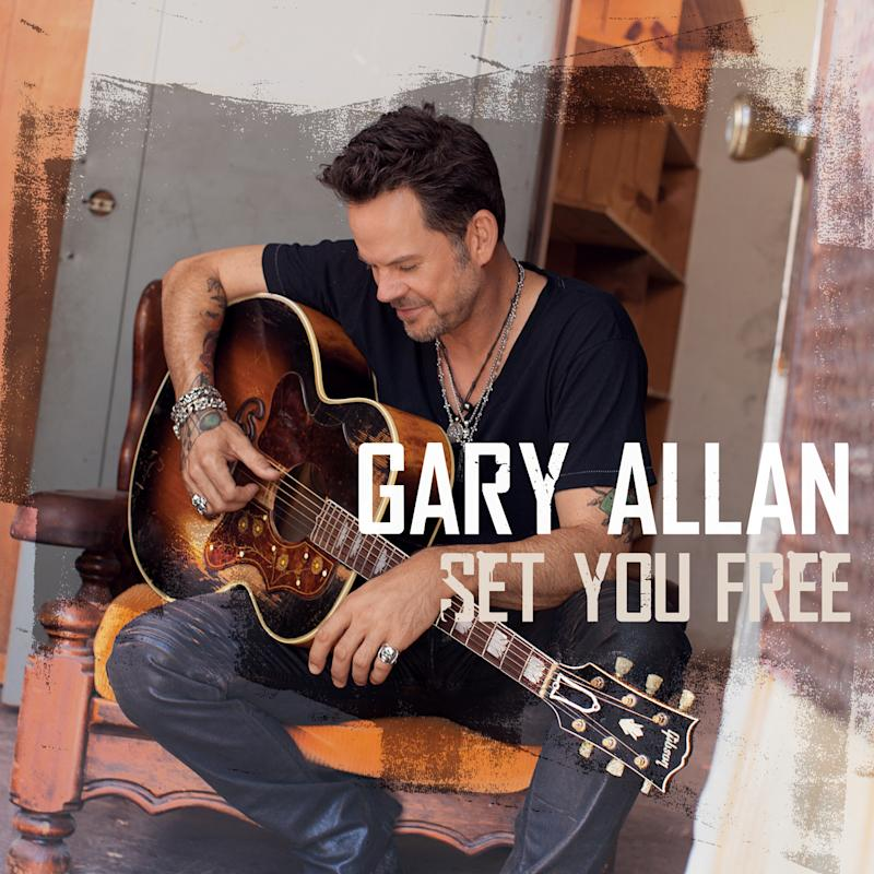 "This CD cover image released by MCA Nashville shows ""Set You Free,"" by Gary Allan. (AP Photo/MCA Nashville)"