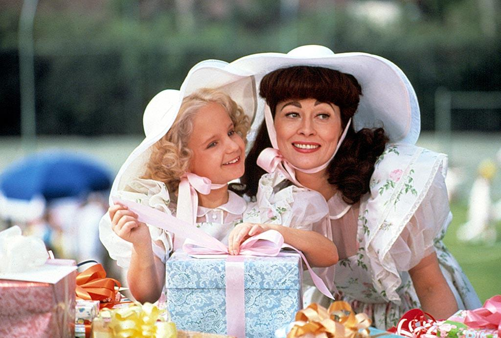 "<a href=""http://movies.yahoo.com/movie/contributor/1800019684"">Faye Dunaway</a>, ""<a href=""http://movies.yahoo.com/movie/1800096432/info"">Mommie Dearest</a>""<br><br>Don't get us wrong, this film is campy and cheesy, but there's no doubt you'll cringe at the sight of wire hangers for weeks to come once you've seen Faye Dunaway don mounds of monster makeup as she embodies the crazy that was <a href=""http://movies.yahoo.com/movie/contributor/1800030080"">Joan Crawford</a>."
