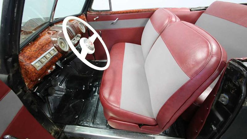 Choose Your Own Adventure With A 1947 Mercury Eight Convertible