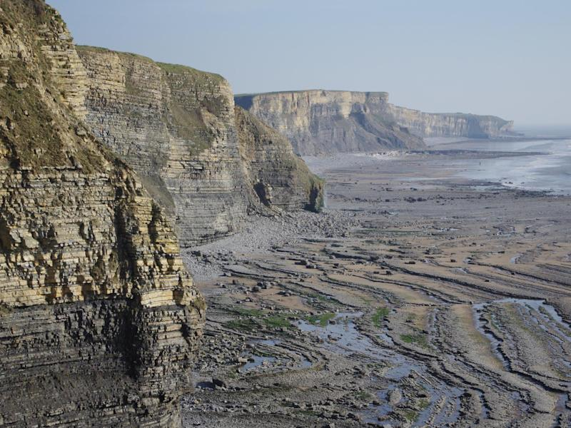 Geraint Thomas was found dead at the foot of cliffs at Dunraven Bay, Vale of Glamorgan: Owengwynne/Creative Commons