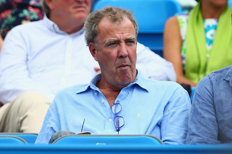 Broadcaster Jeremy Clarkson: Getty Images