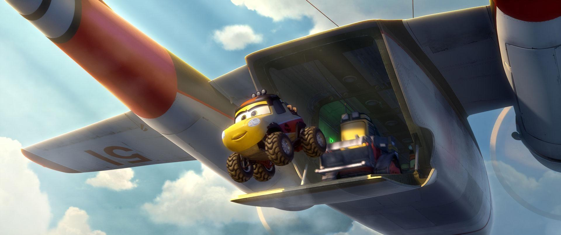 Disney's Planes: Fire and Rescue