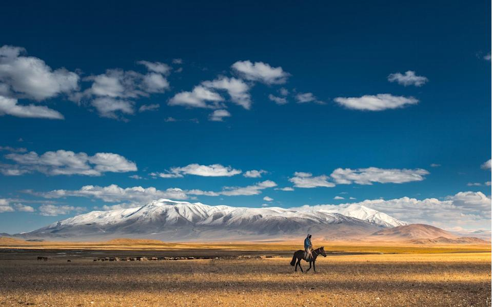 Mongolia is on the list, but its borders are closed - Getty