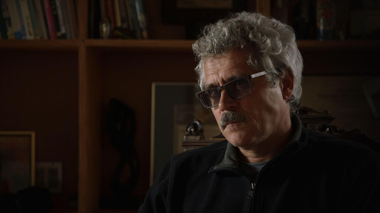 "Grigory Rodchenkov in the 2017 documentary ""Icarus."" (Photo: Netflix/Entertainment Pictures via Zumapress.com)"