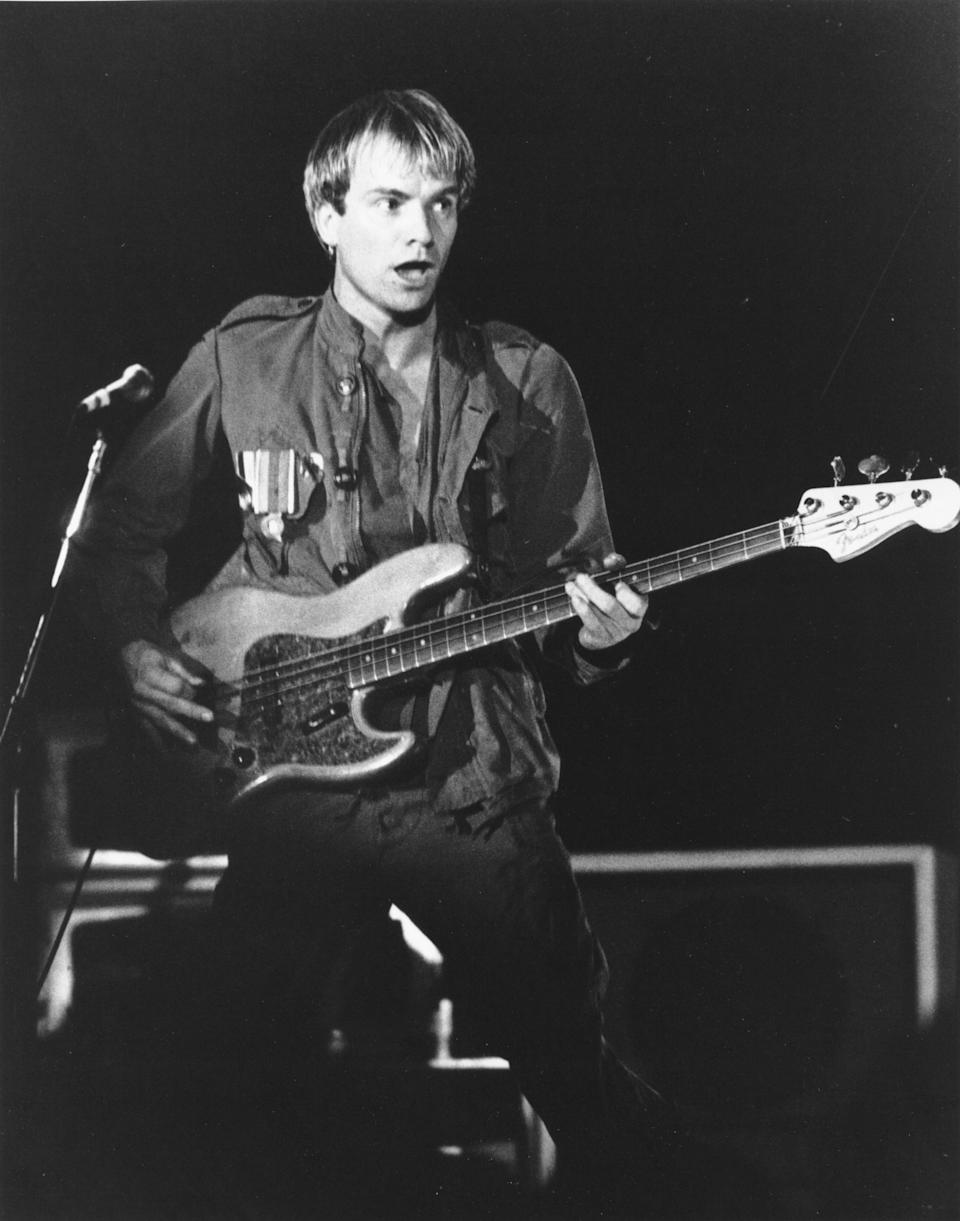 The Police - Sting (Photo by Chris Walter/WireImage)