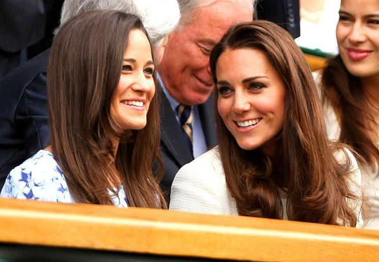 <i>Pippa, meanwhile, received a much better name [Photo: Getty]</i>