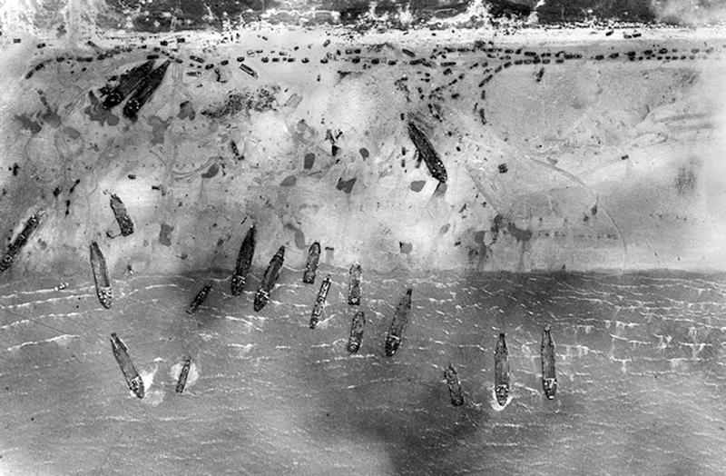 Nations have been marking the 75th anniversary of the D-Day landings (Picture: MoD Crown Copyright/PA Wire)