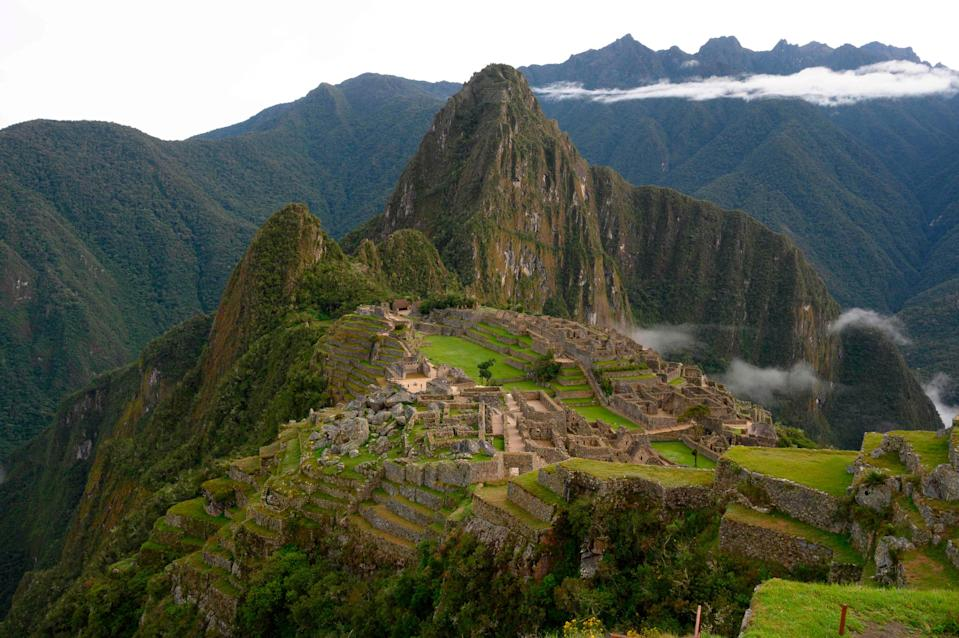 """""""Transformers: Rise of the Beasts"""" will transport us to Peru'sfamed 15th century Inca citadel of Machu Picchu."""