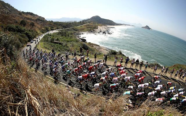 <p>4 locations: The Games will be held across four locations: Copacabana Beach, Barra – the Olympic Park; Deodoro – Equestrian Center, and Maracana Stadium. Photo – Getty </p>