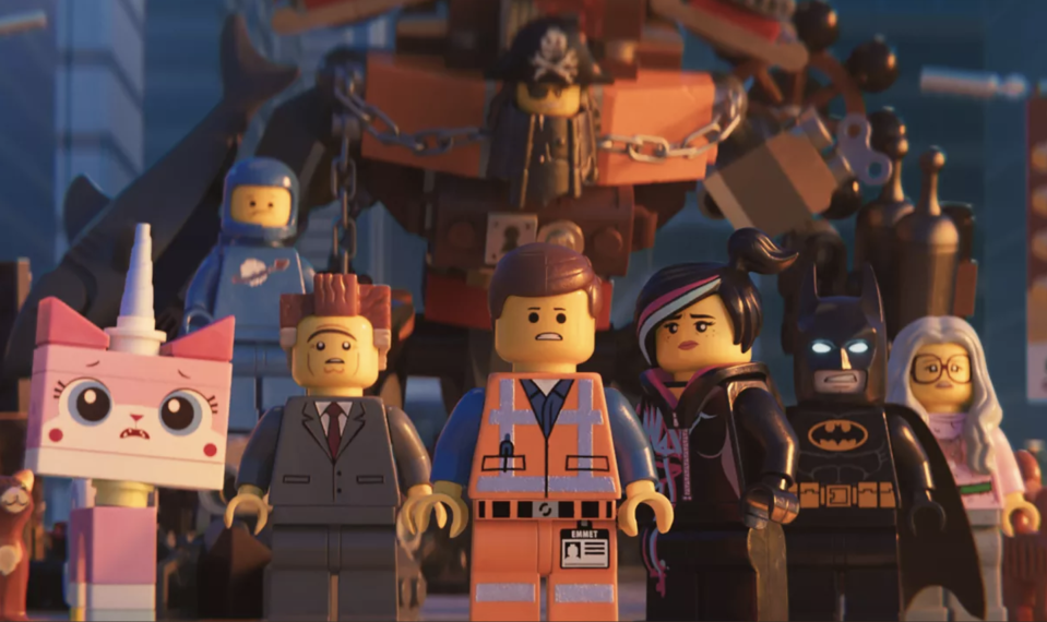 LEGO Movie 2 (credit: Warner Brothers)