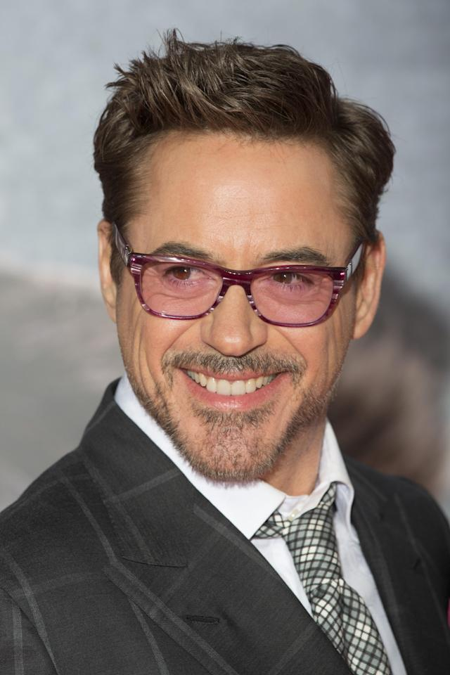 <p>Robert Downey Jr<br />Un disco all'attivo per la star, The Futurist, uscito nel 2004. </p>