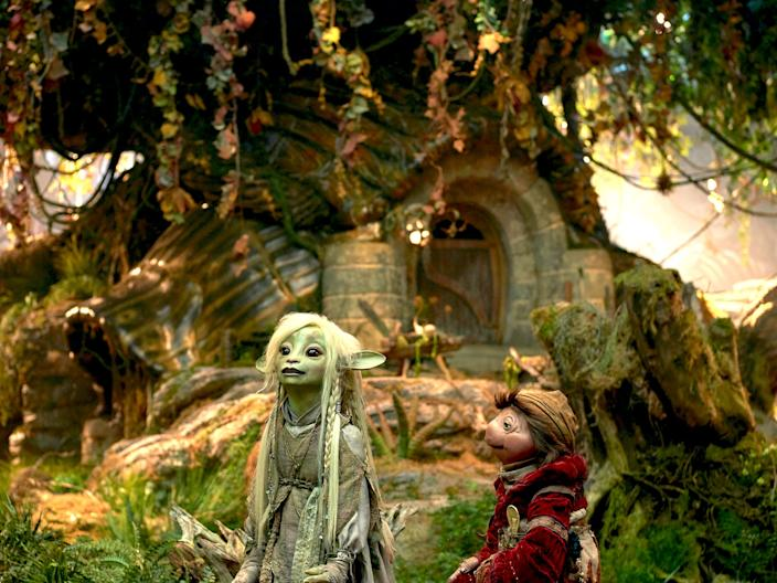 Deet and Hup The Dark Crystal Age of Resistance Netflix Kevin Baker