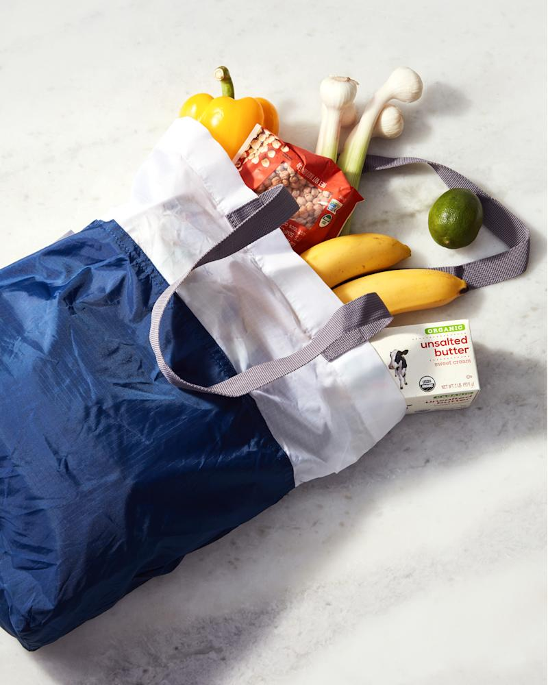 We're very pro reusable shopping bag, but right now it's more important than ever to wash them.