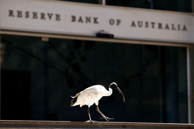 Australia central bank sees bumpy road to recovery as virus shuts down Victoria
