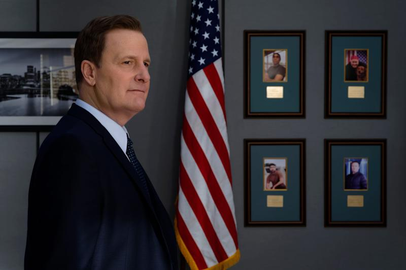 """Jeff Daniels plays FBI Director James Comey in Showtime's """"The Comey Rule,"""" the latest in a run of intriguing roles for the longtime actor."""