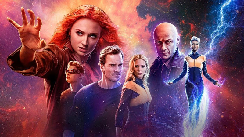 'X-Men: Dark Phoenix'. (Credit: Fox)