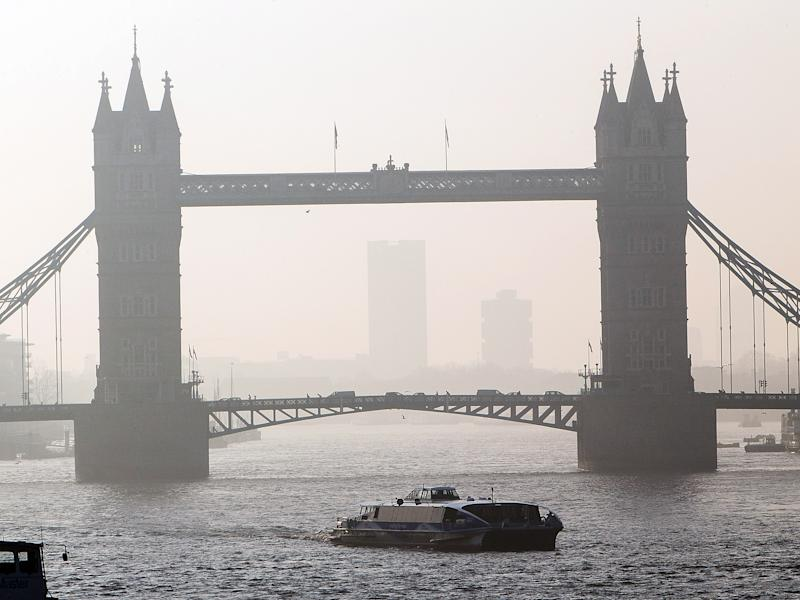 There is a direct link between air pollution and certain medical conditions: Rex