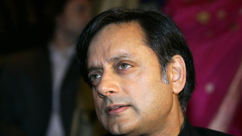 Tharoor Politely Declines Petition to Name Him UPA's 2019 PM Face