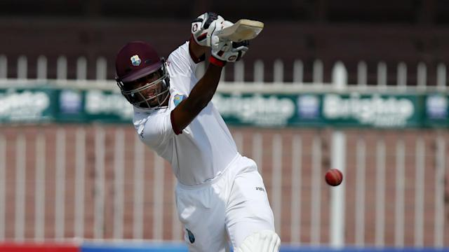 West Indies were struggling against Pakistan until Roston Chase and Shane Dowrich arrived at the crease.