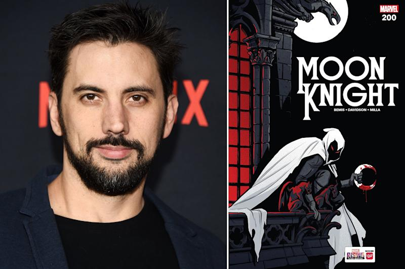 Moon Knight: Umbrella Academy's Jeremy Slater to Oversee Sequence