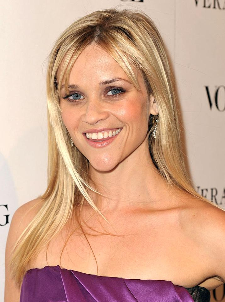 "Oscar winner Reese Witherspoon's light locks are part of the reason she's become one of Tinseltown's biggest names. Her breakout role came in the 2001 movie ""Legally Blonde."" John Shearer/<a href=""http://www.wireimage.com"" target=""new"">WireImage.com</a> - March 2, 2010"