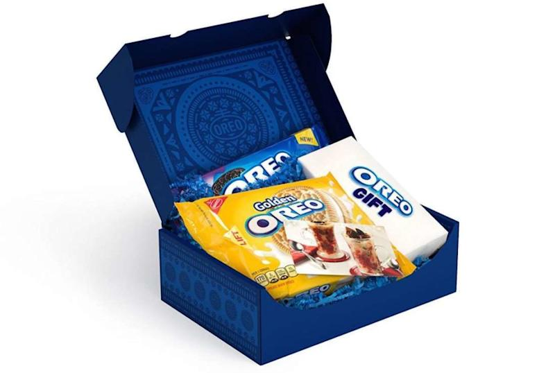 The new Oreo Cookie Club subscription box delivers surprise flavors to your door, and snacking will never be the same