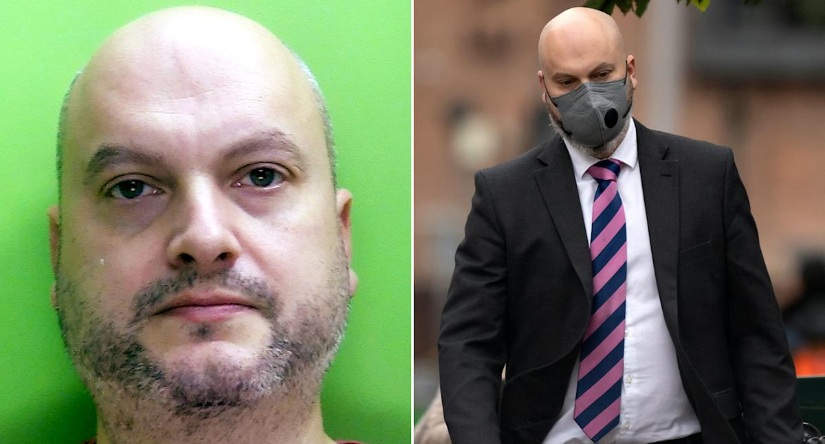 Detective who 'boasted about sex with boys' jailed after sting by his own police force