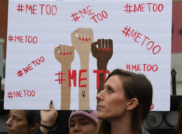 Even two years after the #MeToo movement, unwanted touching and sexually-charged remarks in the workplace remain a problem.