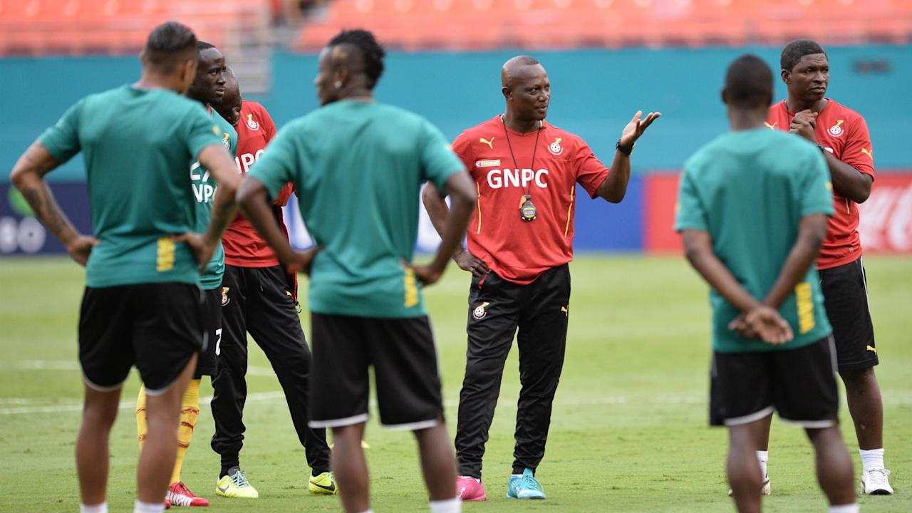 The Ghana coach says the two matches will be used to assess players and the strength of the Black Stars