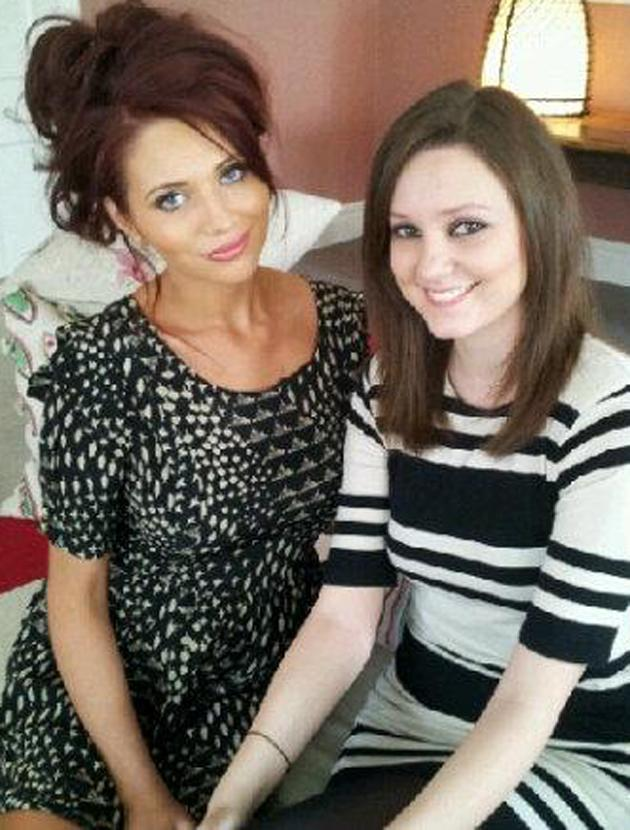 Celebrity photos: Amy Childs taught us how to talk and tan the Essex way.