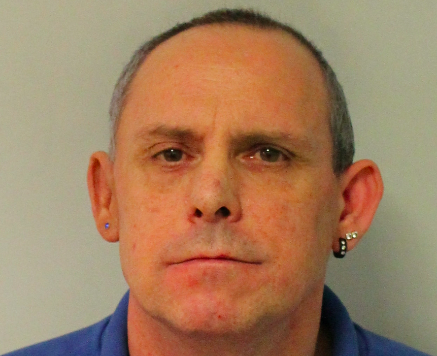 Paul Farrell has pleaded guilty to a total of 69 offences involving eight victims over a 35-year period. (SWNS)